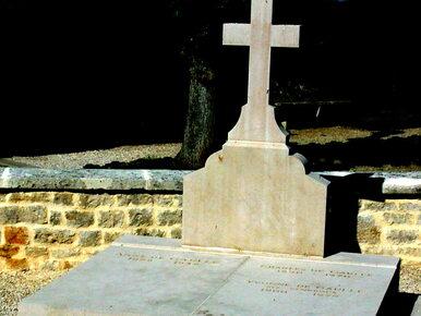 Zdewastowano grób Charles'a de Gaulle'a