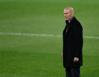 Zinedine Zidane zakażony koronawirusem. Co z sobotnim meczem?