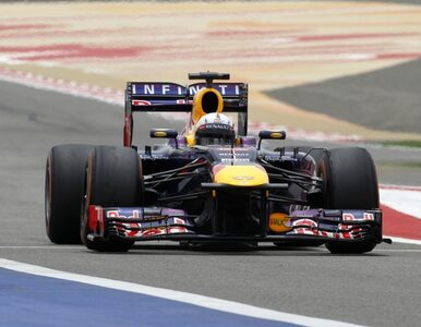 Formuła 1: tryumf Vettela w Bahrajnie