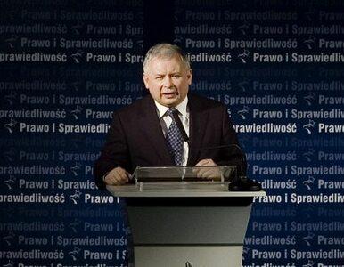 Kaczyński apeluje do Tuska, by pomógł ofiarom nawałnic