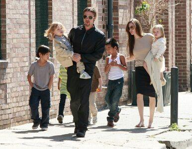 Angelina Jolie oskarża Brada Pitta o stosowanie przemocy. Twierdzi, że...