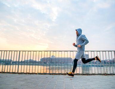 Bieganie w godzinach porannych szczególnie korzystne dla zdrowia. Nowe...