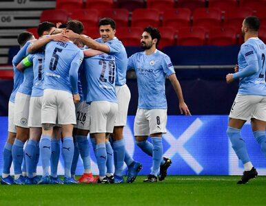 Manchester City w ćwierćfinale Ligi Mistrzów. Pewny awans Anglików