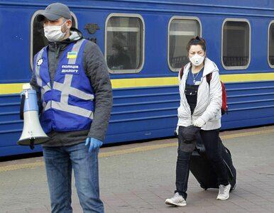 Koronawirus na Ukrainie. Rekordowa liczba zakażeń