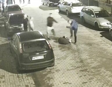 """Ciężkie pobicie w Płońsku. Trzykrotnie wzywana policja. """"Za chwilę..."""