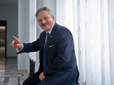 """Jakubiak o """"premier na drzewie"""" i kandydowaniu na prezydenta stolicy"""
