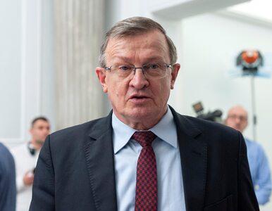 """Tadeusz Cymański dla """"Wprost"""": Życzono mi nawet śmierci"""
