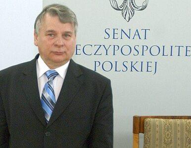 Borusewicz nie da Piesiewiczowi urlopu