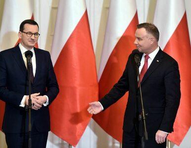 """Prezydent i premier reagują na materiał """"Wiadomości"""". Ostra krytyka pod..."""