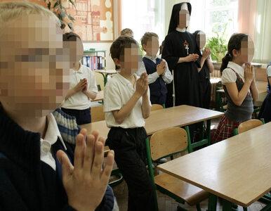 """Walczy z religią w szkołach. """"Księża mówią, że jestem antychrystem i..."""