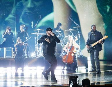 Owacje na stojąco po występie Eminema na Oscarach. Raper tłumaczy...