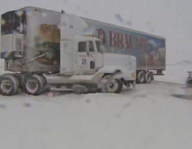 Śnieżyce paralizują USA. 100 mln osób może mieć problem z powrotem ze świąt