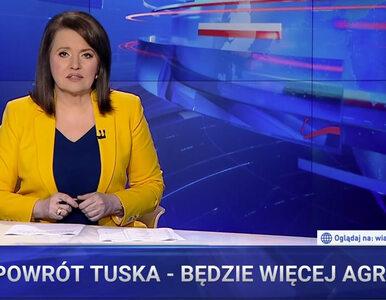 """""""Wiadomości"""" TVP nie odpuszczają Tuskowi. """"Polska ma zapłonąć od..."""