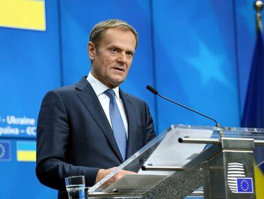 Tusk: Wszyscy w Brukseli czasami pukają się w głowę