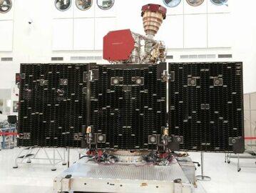 Start satelity SMAP
