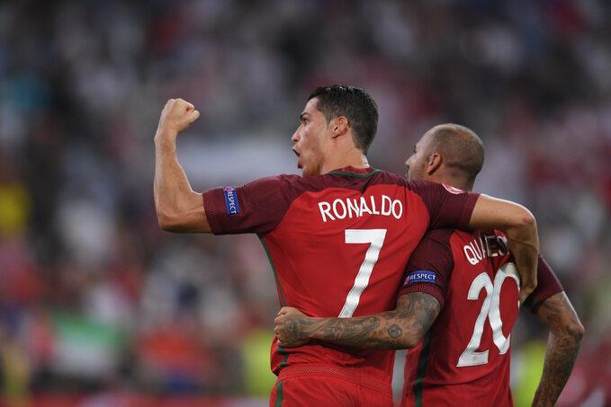 Cristiano Ronaldo, Ricardo Quaresma