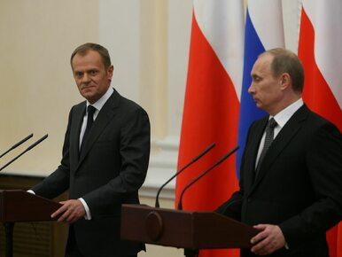 """Posłanka PiS o podobieństwie Tuska i Putina. """"Ten sam stalowy wzrok, ta..."""