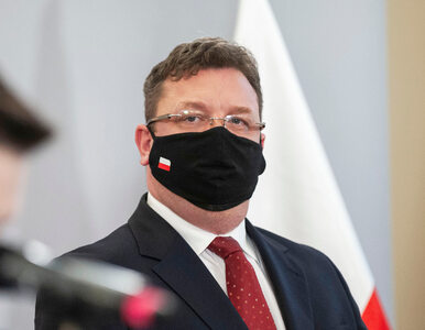 Michał Wójcik skarży się na problemy techniczne. Monika Olejnik: A jak...