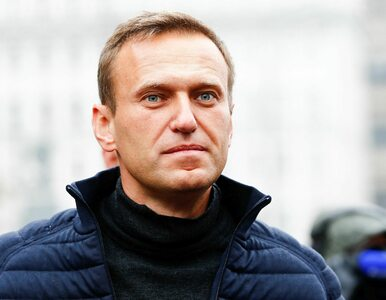 """Lekarz twierdzi, że nie ma śladów toksyn u Nawalnego. """"Godzinę temu..."""