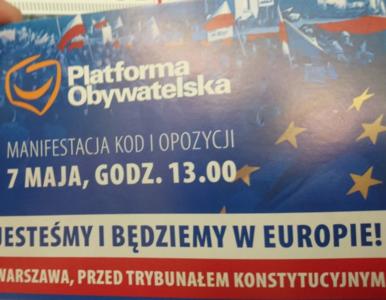 """Poczta Polska odmówiła PO rozniesienia druków. """"Kuriozalna sytuacja"""""""