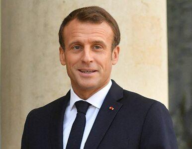 Macron, pożyteczny idiota Kremla