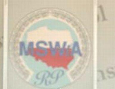 B. urzędnik MSWiA oskarżony ws. śmierci policjantów