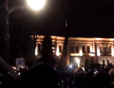 Protest po publikacji uzasadnienia TK ws. aborcji. Marta Lempart:...