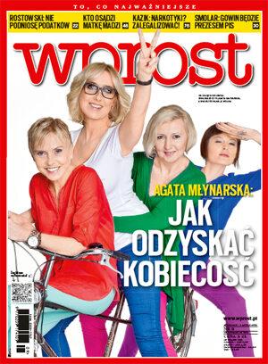 Okładka tygodnika Wprost nr 9/2013 (1566)