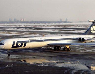 Jedna z największych polskich katastrof lotniczych. Na pokładzie Iła-62...
