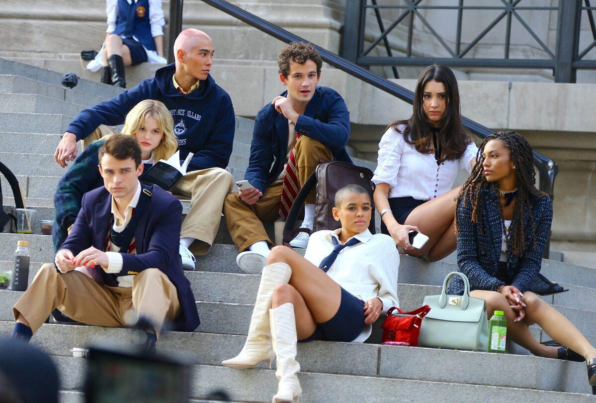 """Plan zdjęciowy rebootu serialu """"Plotkara"""" (ang. """"Gossip Girl"""")"""