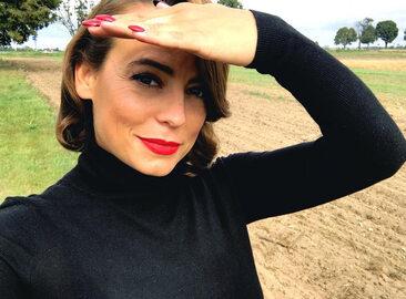 40-letnia aktorka Anna Mucha