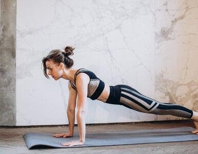 Piramida aktywności fizycznej na home office. Sprawdź, jak ćwiczyć