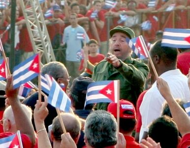 Fidel Castro zapowiada rezygnację ze stanowiska I sekretarza partii