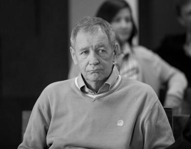 Nie żyje aktor Edward Kalisz. Miał 66 lat