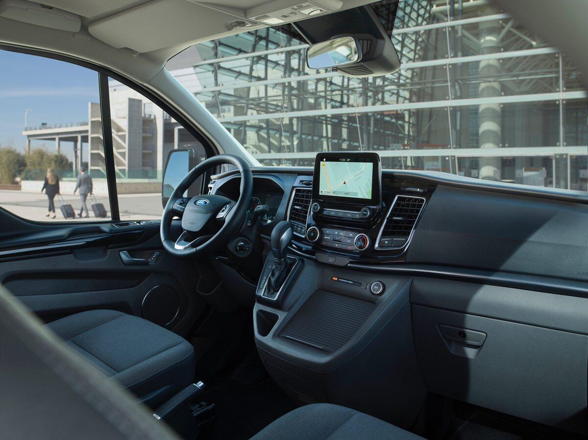 Ford Turneo Custom PHEV