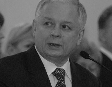 Strzelali do Kaczyńskiego? Prokuratura umarza śledztwo