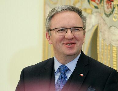 To już oficjalne. Krzysztof Szczerski kandydatem na ambasadora Polski...