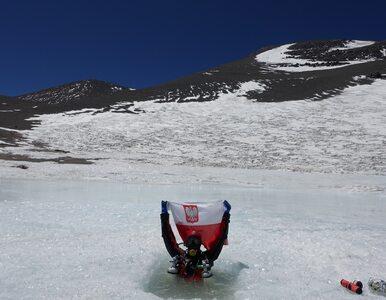 Polak nowym rekordzistą świata w nurkowaniu na ekstremalnej wysokości!