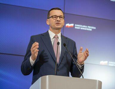 Morawiecki: Wzywamy Rosję do natychmiastowego wycofania się z planów...