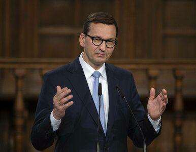 Czy premier Mateusz Morawiecki powinien odpowiadać przed sądem za wybory...