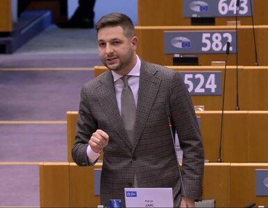 Patryk Jaki ostro do Hiszpana: Polska wam przeszkadza, bo dużo lepiej...
