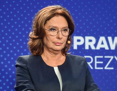 """Kidawa-Błońska zabrała głos ws. koronawirusa. """"Dlaczego rząd nie..."""