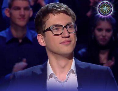 """""""Milionerzy"""". 24-latek z Poznania usłyszy pytanie za milion!"""