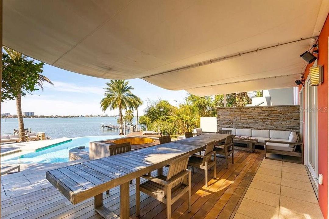 Dom, w którym mieszkał John Travolta na Florydzie