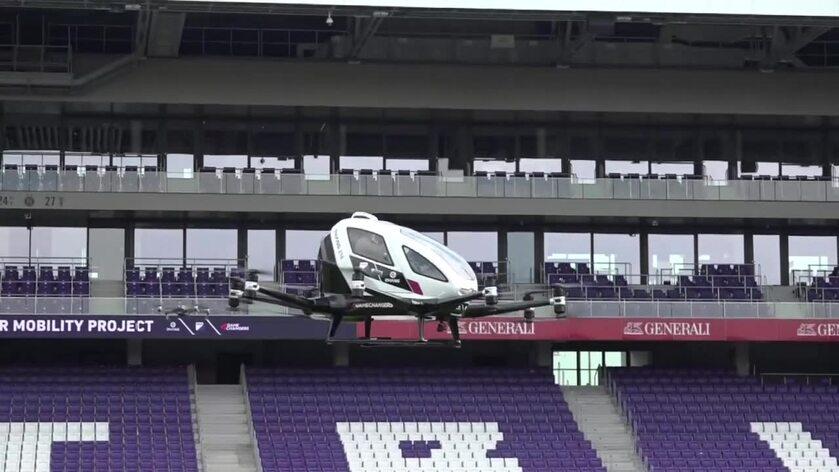 Autonomiczny Pojazd Powietrzny