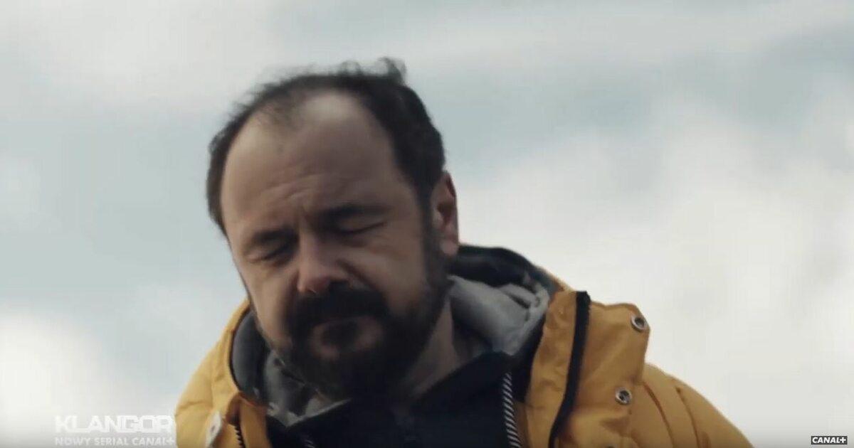 """Zdjęcie z planu filmowego miniserialu """"Klangor"""""""