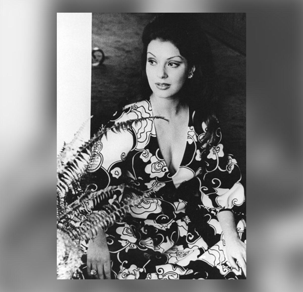 Virginia Vallejo w 1972 roku