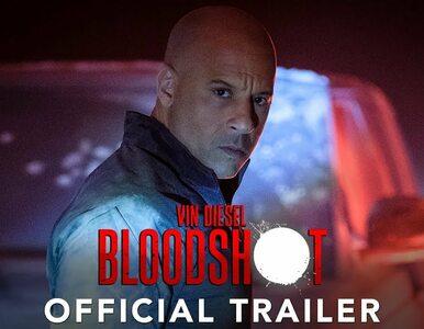 """""""Dzień świstaka"""" z Vinem Dieselem? Zwiastun """"Bloodshot"""" zapowiada..."""