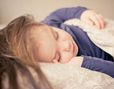 Czy twoje dziecko śpi wystarczająco długo? Może mieć problemy psychiczne
