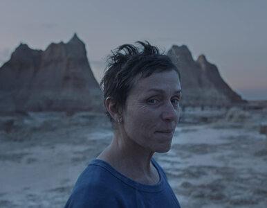 """""""Nomadland"""" z trzema Oscarami, w tym za najlepszy film. O czym opowiada?"""